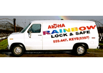 Fresno locksmith Rainbow Lock & Safe