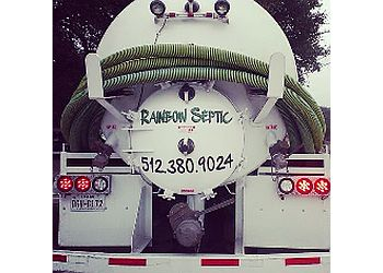 Austin septic tank service Rainbow Septic