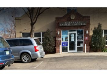 Fort Collins veterinary clinic Raintree Animal Hospital