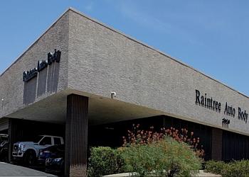 Scottsdale auto body shop Raintree Auto Body