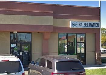 Palmdale japanese restaurant Raizel Ramen