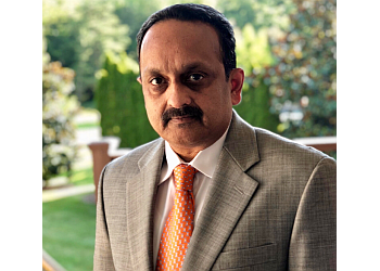 Nashville psychiatrist Raju V. Indukuri, MD