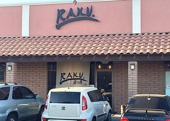 Las Vegas japanese restaurant Raku Japanese Charcoal Grill
