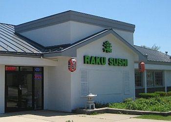 Naperville sushi Raku Sushi Gourmet