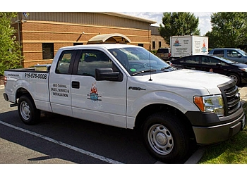 Raleigh hvac service Raleigh Heating & Air