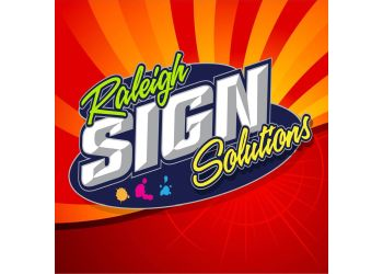 Raleigh sign company Raleigh Sign Solutions