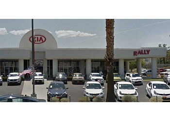 Palmdale car dealership Rally Kia