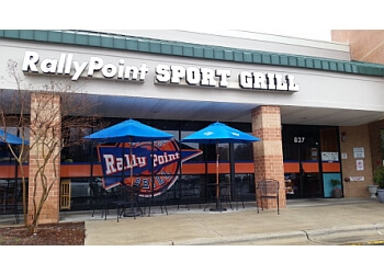 Cary sports bar Rally Point Sport Grill
