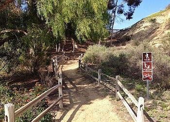 Norwalk hiking trail Ralph B. Clark Regional Park Trail
