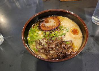 Austin japanese restaurant Ramen Tatsu-ya