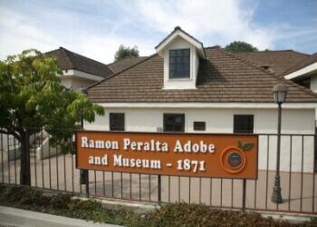 Anaheim landmark Ramon Peralta Adobe