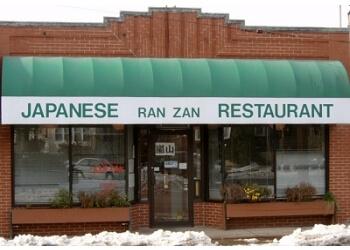 Providence japanese restaurant Ran Zan Japanese Restaurant