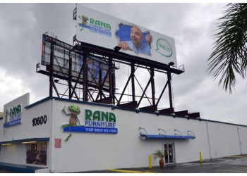 Hialeah furniture store Rana Furniture