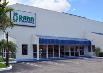 Pembroke Pines furniture store Rana Furniture