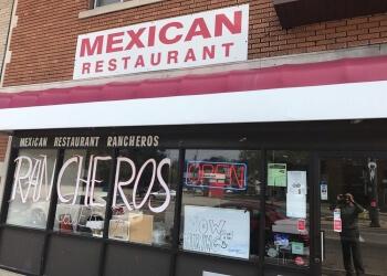 Akron mexican restaurant Ranchero's Taqueria