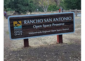 Sunnyvale hiking trail Rancho San Antonio Open Space Preserve