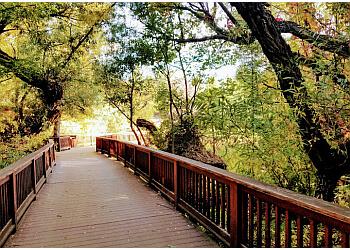 Reno hiking trail Rancho San Rafael Regional Park