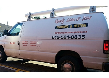 Randy Lane Sons Plumbing Heating Inc