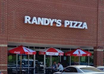 Durham pizza place Randy's Pizza