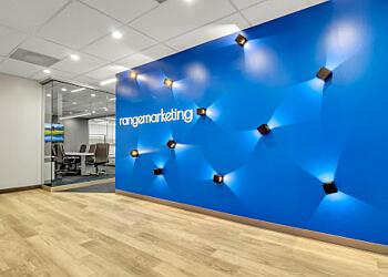Buffalo web designer Range Marketing