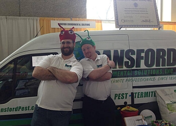 Worcester pest control company Ransford Environmental Solutions, Inc.