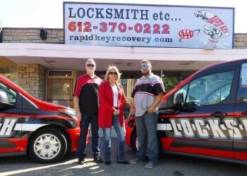 Minneapolis locksmith Rapid Key Recovery