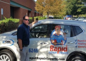Raleigh hvac service Rapid Repair Experts
