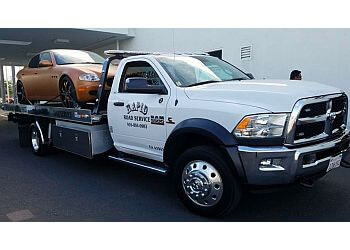 Sacramento towing company Rapid Road Service