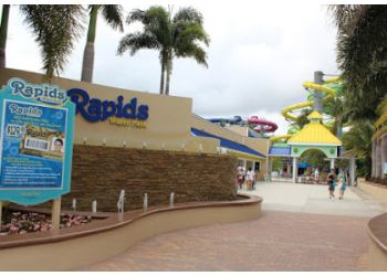 Port St Lucie amusement park Rapids Water Park