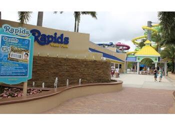Port St Lucie amusement park Rapids Waterpark