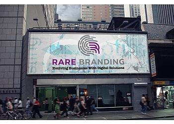 Irvine web designer Rare Branding, LLC