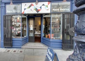 San Francisco gift shop Rare Device