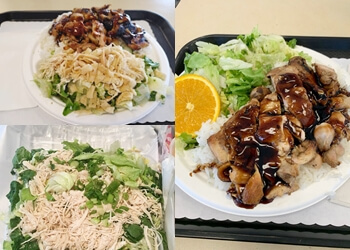 Long Beach japanese restaurant Rascals Teriyaki Grill