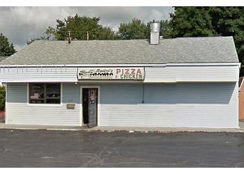 Akron pizza place Rasicci's Pizza