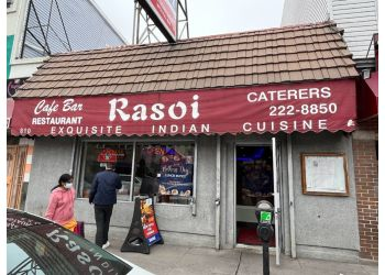 Jersey City indian restaurant Rasoi