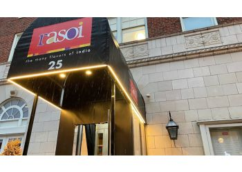 Rasoi 25 North Euclid Avenue St Louis Mo 63108