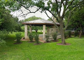 Austin public park Rattan Creek Park