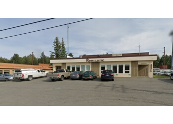 Anchorage electrician Raven Electric, Inc.