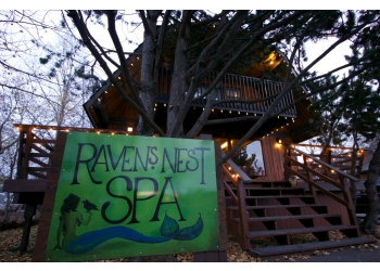 Anchorage spa Ravens Nest Spa