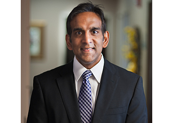 Alexandria ent doctor Ravi S. Swamy, MD, MPH