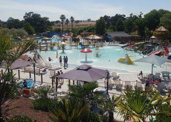 Salinas amusement park Ravine Water Park