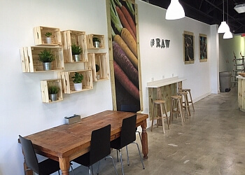 Coral Springs juice bar Raw Addiction
