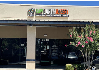 Fresno juice bar Raw Earth Juicery