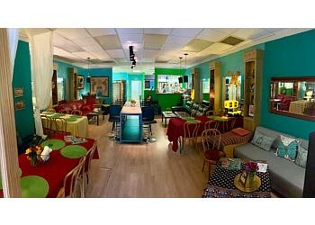 Columbia vegetarian restaurant Rawtopian Bliss