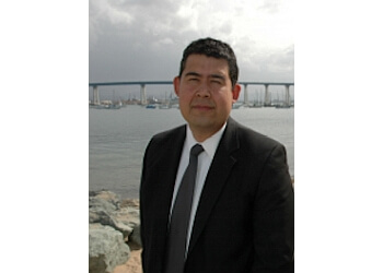 Chula Vista criminal defense lawyer Ray Estolano