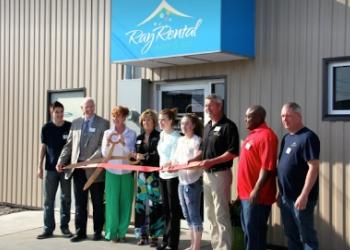 Wichita rental company Ray Event & Tent Rental, LLC.