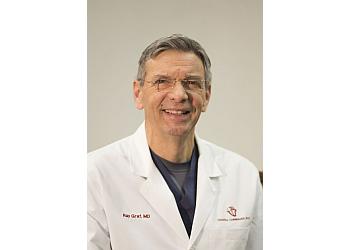 Corpus Christi cardiologist Ray Graf, MD, FACC, FSCAI