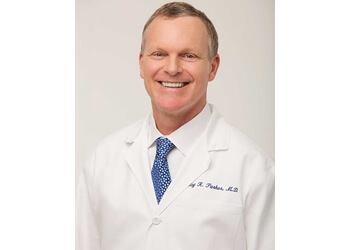Little Rock dermatologist Ray K. Parker, MD