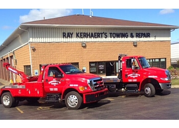Rochester towing company Ray Kerhaert's Towing