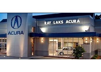 Buffalo car dealership RAY LAKS ACURA